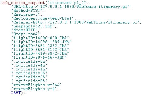 LoadRunner VuGen: Build Your Own web_custom_request - Northway Solutions