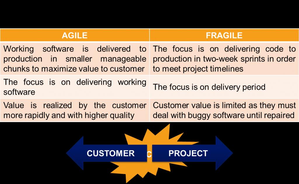 Agile Principle 1